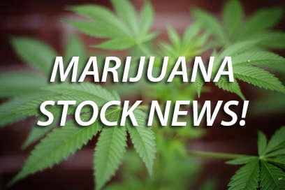 marijuana stock news
